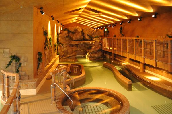 サンハトヤ屋内プール